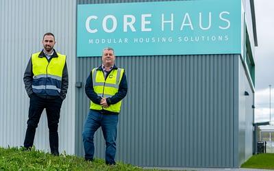 CoreHaus achieves ISO 9001, ISO 14001 and ISO 45001