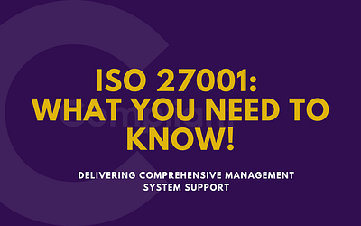 ISO 27001 Certification: what you need to know to get started